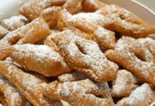 Recette des beignets de carnaval