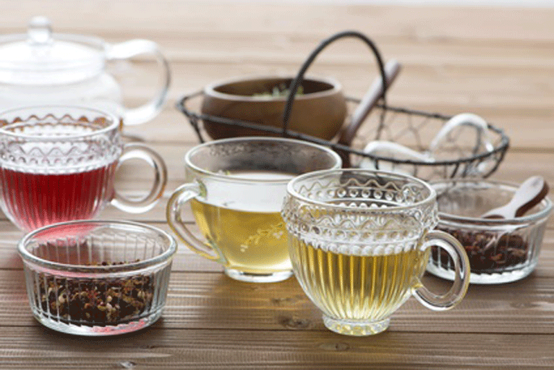 infusions pour soigner le stress