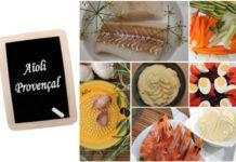 recette aïoli provençal