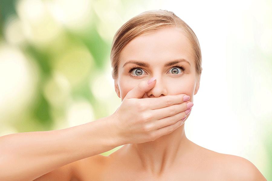 6 astuces pour avoir une haleine fraîche