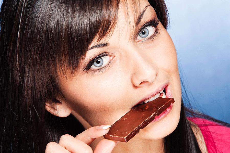 10 avantages bénéfiques pour la santé de manger du chocolat
