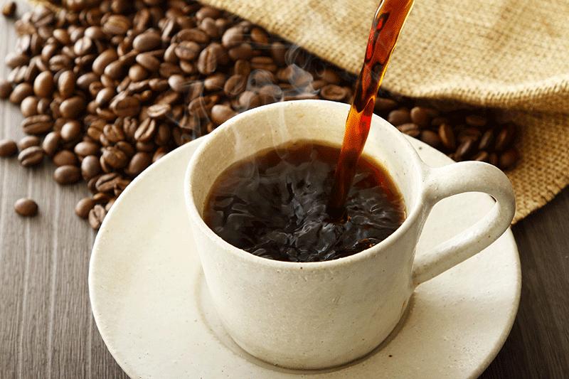 vertus du cafés