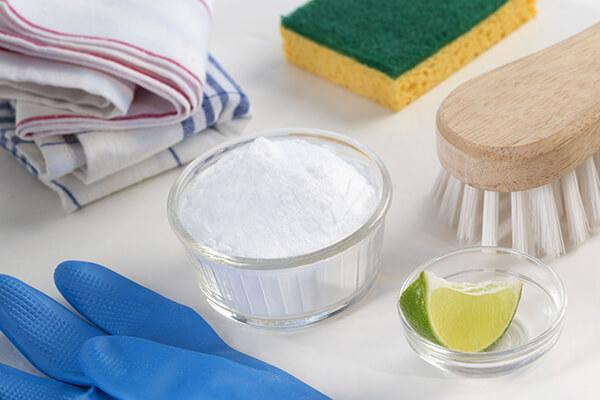 Astuces avec du bicarbonate de soude