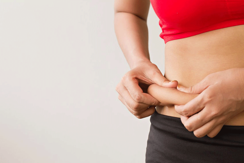 brûler l'excès de graisse abdominale