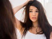 cheveux ternes et fatigués