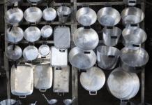 nettoyer de l'aluminium