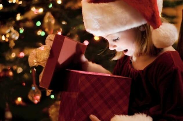 cadeaux de Noël à offrir à un enfant