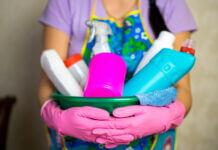produits ménagers à éviter