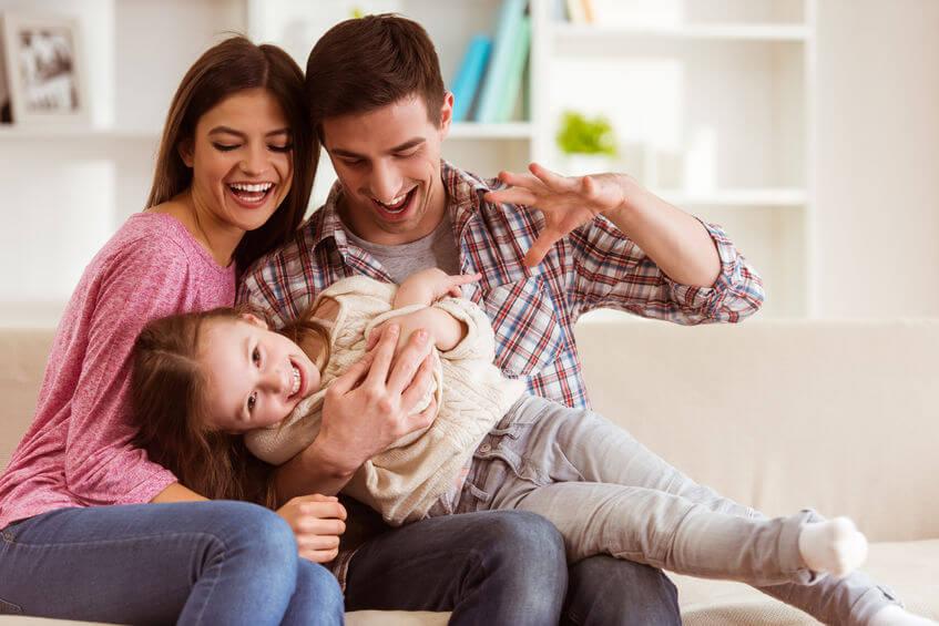 rendre un enfant heureux