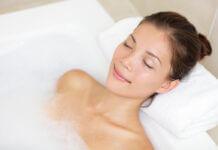faire un bain relaxant