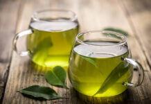 boire plus de thé vert