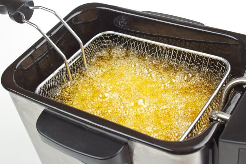 faciliter le nettoyage d'une friteuse