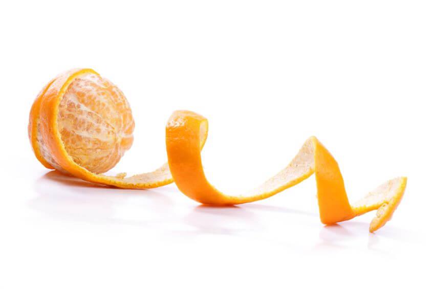 astuces avec des écorces d'orange