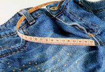 fixer la couleur d'un jean