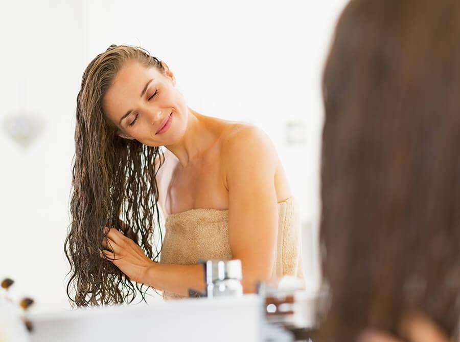 laver les cheveux sans shampoing
