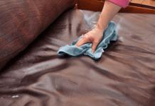 nettoyer un canapé