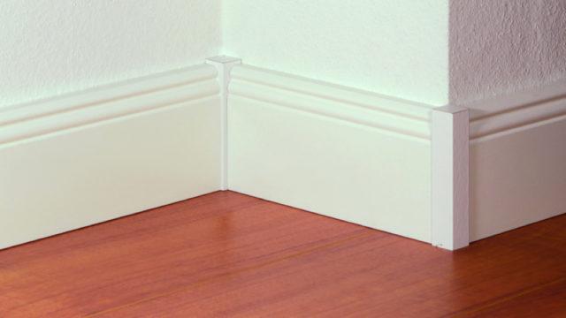 astuces pour rendre les moulures propres et brillantes. Black Bedroom Furniture Sets. Home Design Ideas
