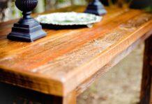 débarrasser de l'odeur des vieux meubles