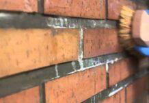 nettoyer des briques