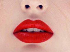 avoir du rouge à lèvres qui tient longtemps