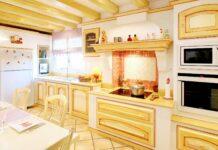 cuisine au style provençal