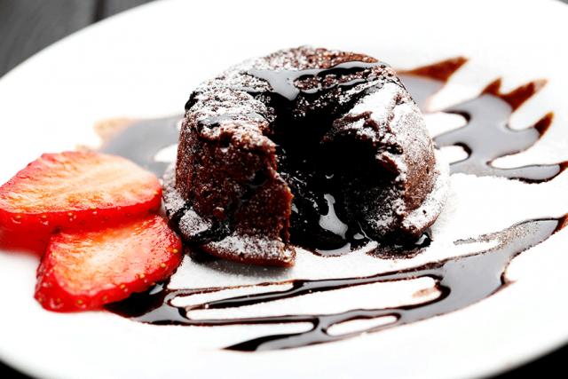 recette des fondants au chocolat noir