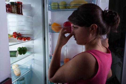 mauvaises odeurs dans la cuisine