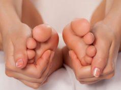 soigner les pieds
