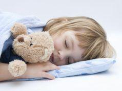 endormir un bébé