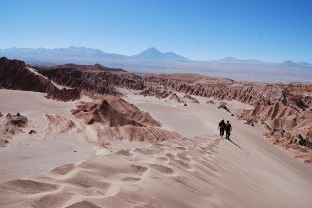 séjour gourmand au Chili
