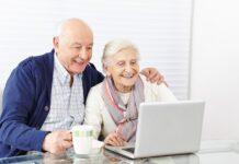 seniors et Internet
