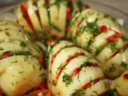 pommes de terre à la scandinave