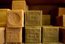 lessive au savon de Marseille