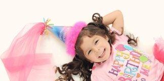 anniversaire pour enfant