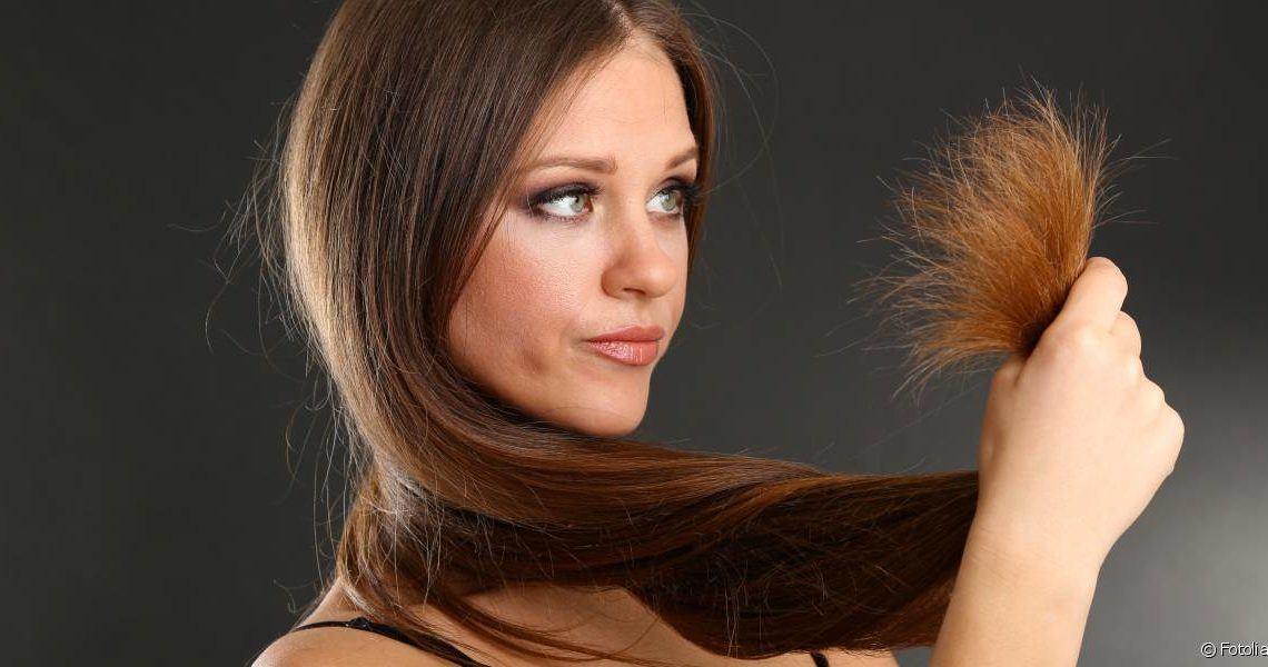 astuces soigner les cheveux secs